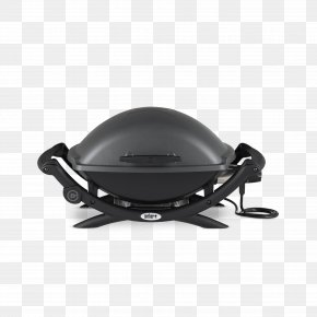 Barbecue - Barbecue Weber Q 1400 Dark Grey Weber Q Electric 2400 Grilling Weber-Stephen Products PNG