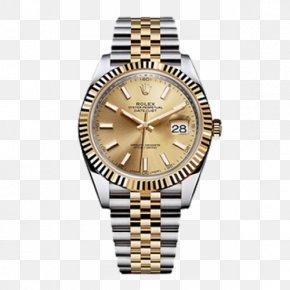 Rolex - Rolex Datejust Rolex Daytona Rolex GMT Master II Watch PNG
