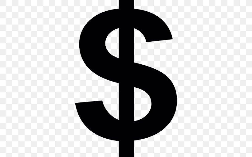 Dollar Sign United States Dollar Icon Currency Symbol, PNG, 512x512px, Dollar Sign, Cent, Currency, Currency Symbol, Dollar Download Free
