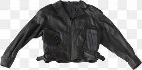 Jacket - Leather Jacket Clip Art PNG