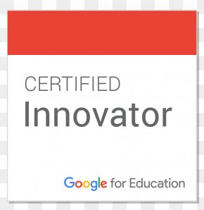 Professional Certificate - Google Classroom Google For Education Innovation G Suite PNG