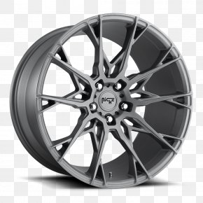 Wheel Rim - Car Alloy Wheel Continuously Variable Transmission Rim PNG