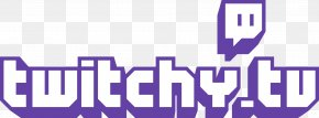 Donate - Twitch Logo Streaming Media Broadcasting Television PNG