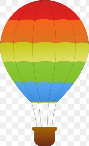 Air Balloon - Hot Air Balloon Flight Clip Art PNG