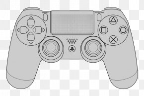 PlayStation 2 PlayStation 4 PlayStation 3 Xbox 360 Controller Game Controllers PNG