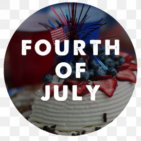 Fourth Of July - Christmas Ornament PNG