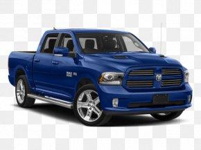 Pickup Truck - Ram Trucks Chrysler Pickup Truck 2018 RAM 1500 Sport 2017 RAM 1500 Sport PNG