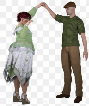 John And Mary - Costume Human Behavior Outerwear PNG