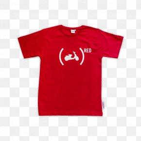 T-shirt Red - T-shirt Vans Clothing Hoodie PNG