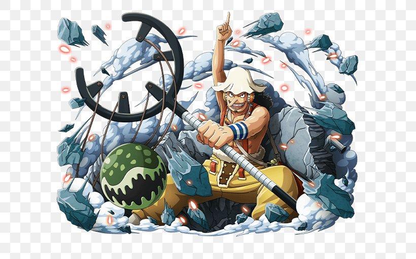 Usopp Monkey D. Luffy One Piece Treasure Cruise Portgas D. Ace Trafalgar D. Water Law, PNG, 640x512px, Watercolor, Cartoon, Flower, Frame, Heart Download Free