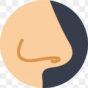 Nose Face Close-up - Nose Otorhinolaryngology Nasal Irrigation Mucus Icon PNG