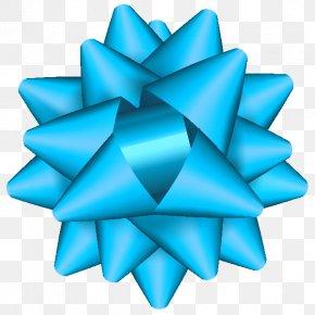 Light Blue - Blue Green Ribbon Turquoise PNG