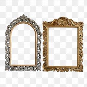 Door Frame - Picture Frame PNG