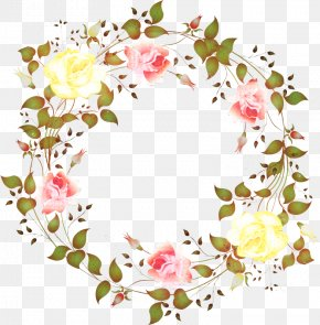 Flower Design Watercolor Painting Image Illustration PNG