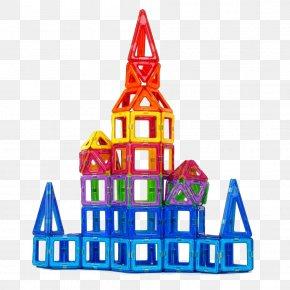 Toys Magnet Film Decorative Material - Toy Block Child Construction Set Magnet PNG