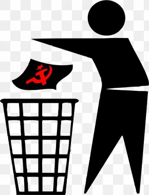 Trash Can - Waste Clip Art PNG