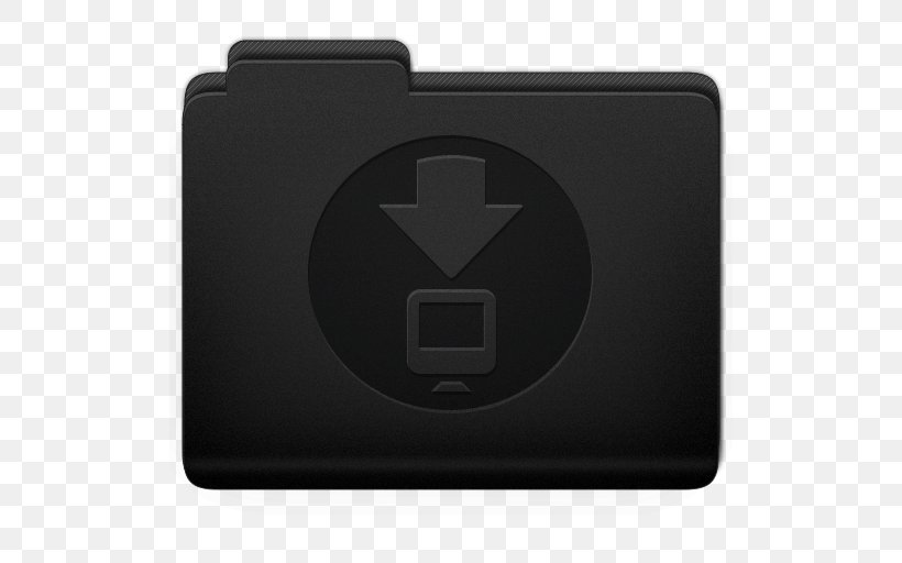 Download Directory, PNG, 512x512px, Directory, Black, Brand, Macbook, Multimedia Download Free