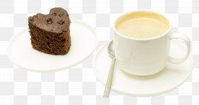 Cake Tea Cup - Espresso Coffee Cup Breakfast PNG