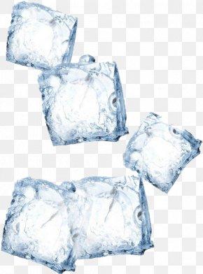 Ice Image - Strawberry Ice Cream Ice Cube PNG