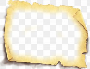 Paper Product Yellow - Yellow Background PNG