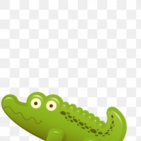 Crocodile - Crocodile Person PNG
