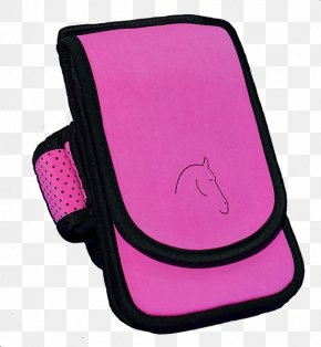 Pink Horses - American Miniature Horse Equestrian Gun Holsters Pony Girth PNG