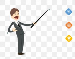 Creative Business Man - Presentation Competing For Customers: Why Delivering Business Outcomes Is Critical In The Customer First Revolution Prezi Microsoft PowerPoint Communication PNG