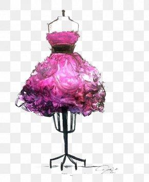 Dresses - Dress Drawing Clothing Fashion Illustration Sketch PNG
