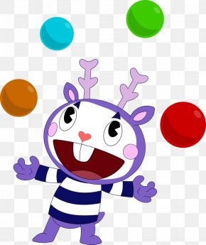 Juggling - Mime Lammy Cuddles Mondo Media Art PNG