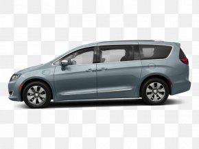 Car - 2018 Chrysler Pacifica Hybrid Limited Passenger Van 2017 Chrysler Pacifica Hybrid Car 2018 Chrysler Pacifica Hybrid Touring Plus PNG
