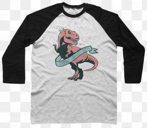 T-shirt - T-shirt Raglan Sleeve Hoodie PNG