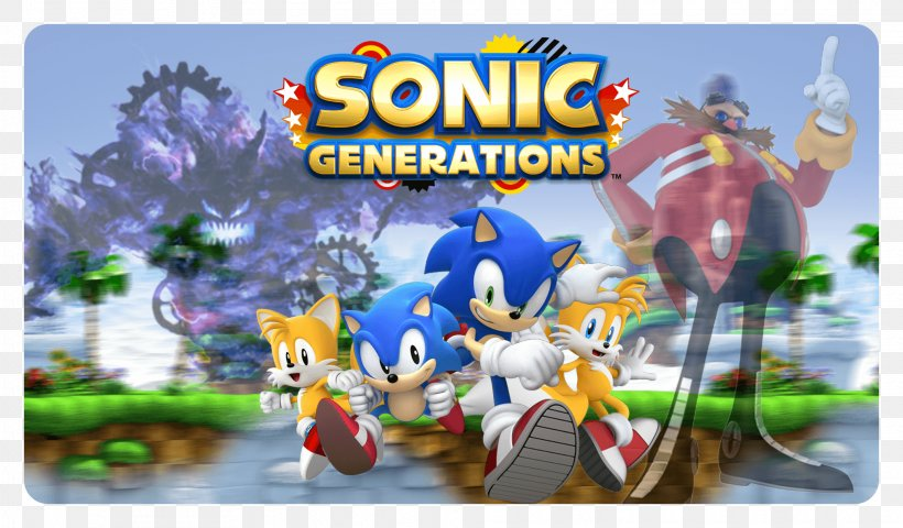 Sonic Generations Sonic The Hedgehog Video Game Sonic Mania Playstation 3 Png 2028x1188px Sonic Generations Action