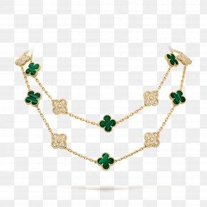 Jewellery - Van Cleef & Arpels Jewellery Earring Necklace Gold PNG