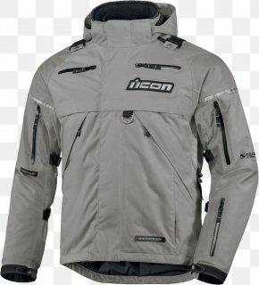 Jacket Image - Leather Jacket Raincoat Motorcycle Personal Protective Equipment Clothing PNG