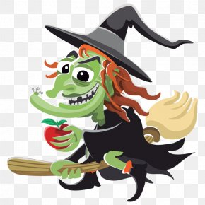 Halloween Clip Art Halloween Witch - Clip Art Witchcraft The Wicked Witch Of The West Free Content PNG