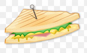 Tuna Sandwich Cliparts - Submarine Sandwich Ham And Cheese Sandwich Peanut Butter And Jelly Sandwich Clip Art PNG