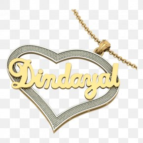 Necklace - Locket Necklace Jewellery Bling-bling Diamond PNG