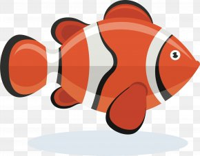 Clown Fish - Clip Art Openclipart Drawing Image Vector Graphics PNG