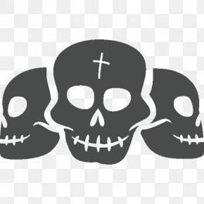 Skull - Skull And Crossbones Vector Graphics Human Skull Symbolism Skeleton PNG