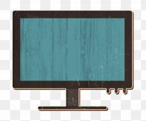 Television Media - Tv Screen Icon Television Icon Communication And Media Icon PNG