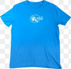 T-shirt - Printed T-shirt Sleeve Crew Neck PNG
