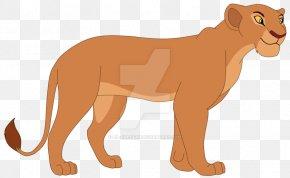 Lion - Lion Nala Cougar Simba Whiskers PNG
