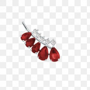 Ruby - Ruby Earring Jewellery Sapphire PNG