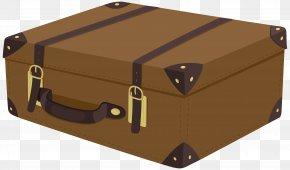 Suitcase Clip Art Image - Suitcase Travel Bag Clip Art PNG