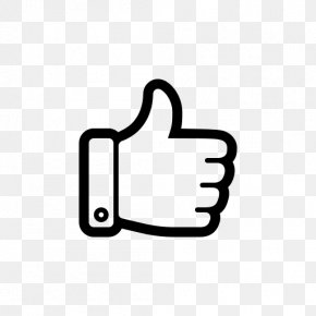 Thumbs Up - Finger Thumb Hand Rectangle PNG