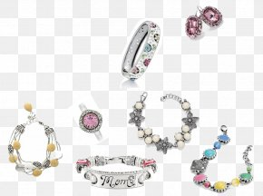 Gemstone - Earring Charm Bracelet Gemstone Jewellery PNG