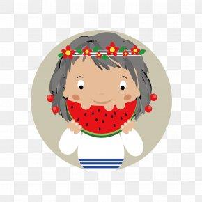 Watermelon Man - Watermelon PNG