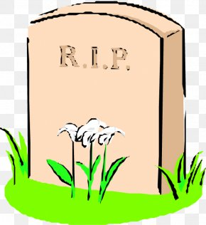 RIP - Grave Cemetery Headstone Clip Art PNG