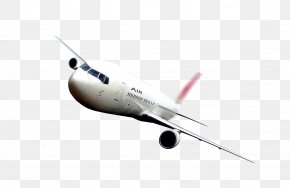 Air Aircraft Material - Tourism Airplane Travel Website Business PNG
