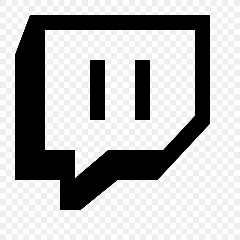 YouTube Twitch Streaming Media Discord Plug-in, PNG, 1600x1600px, Youtube, Area, Black And White, Brand, Discord Download Free